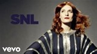 Florence + The Machine - No Light, No Light (Live on SNL) - Video Youtube