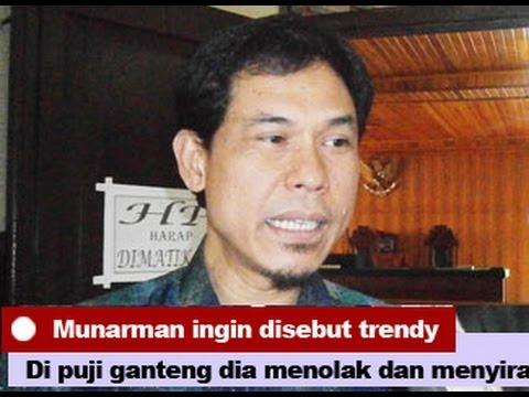 Munarman Fpi Lebih Ingin Disebut Trendy Dibanding Ganteng Masuk Gan