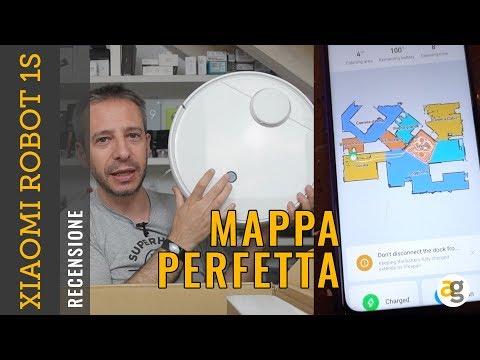 RECENSIONE Xiaomi ROBOT ASPIRAPOLVERE 1S