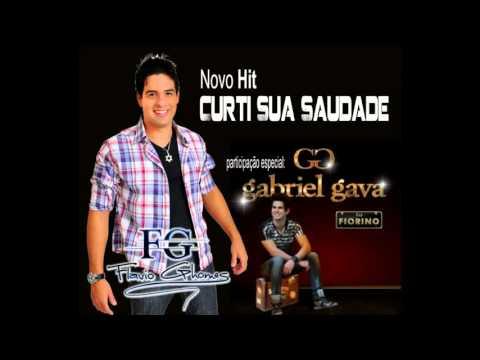 Música Curtir Sua Saudade (part. Flávio Ghomes)