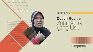 Coach Rosida: Lalu Muhammad Zohri Anak yang Usil   Bincang kumparan