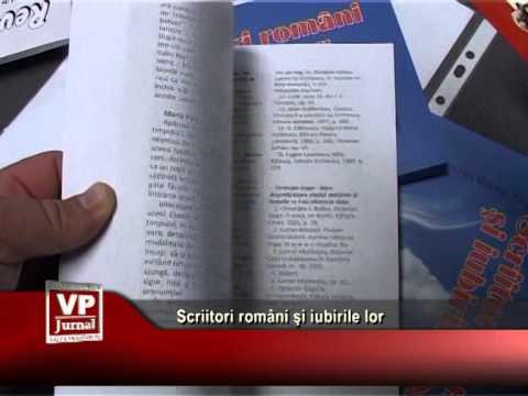 Scriitori români şi iubirile lor