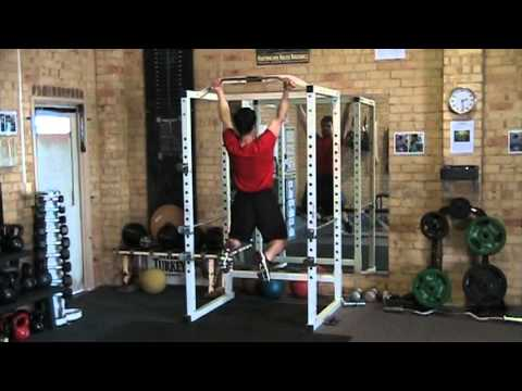 Wide Grip Chin-Up