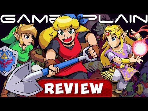 Cadence of Hyrule REVIEW (Nintendo Switch) - YouTube video thumbnail