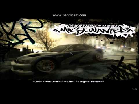 Cheat Trainer for NFS most wanted black edition (only works on 1 3
