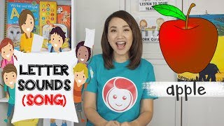 Kindergarten | Identifying the Letters of the Alphabet | Teacher Celine