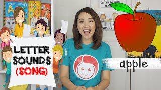 Kindergarten | Identifying the Letters of the Alphabet | Teacher Celine