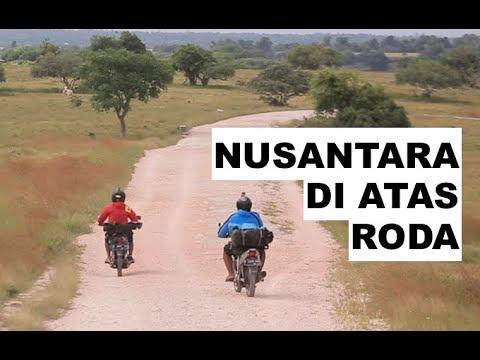 Keliling Indonesia Pakai Motor Bebek Bekas