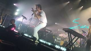 Foster The People Concert Paris 2017 Broken Jaw
