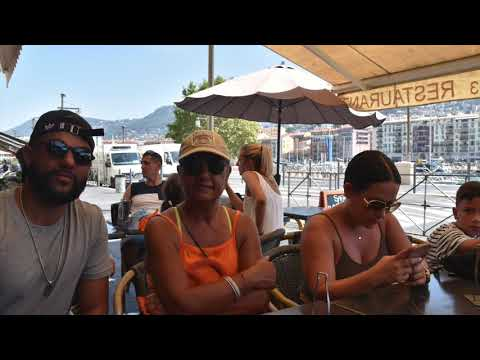 From Toulon to Nice, Sommer 2019