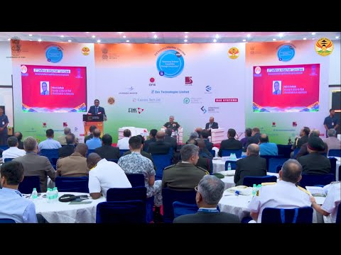 Welcome Address 3rd International Defence Attaches' Conclave 2018