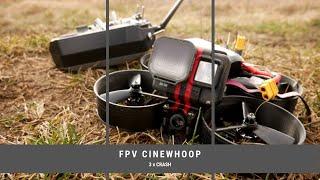 Loty FPV || Trzy Kraksy Na JEDNEJ Baterii czyli Najodważniej Jak Się Da