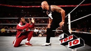 Top 10 Raw Moments WWE Top 10 January 25 2016