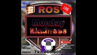 MONDAY MADNESS 12-3-18 W/ THE CREW UPDATES ON THE CELEBRITY BASKETBALL JAM