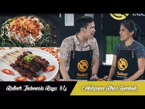 Kuliner Indonesia Kaya #4: Masakan Lombok