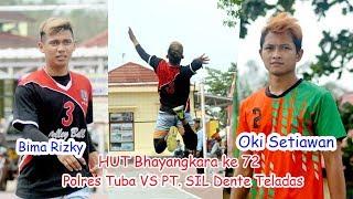 "Bima, Buntet VS Bruno, Oki ""HUT Bhayangkara ke 72"" | Deka Production"