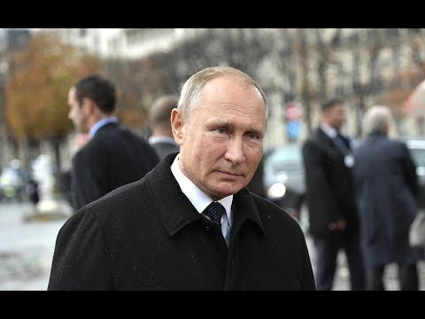 Визит Путина в Париж-  во Французскую Республику