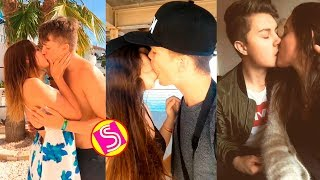 New Musical.ly Kiss Compilation 2017 ❤ Cute Couples Goals Kisses