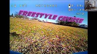 Episode 3 - BetaFPV Meteor75 - Freestyle Cruise - 1 Pack - BetaFlight Rates Testing