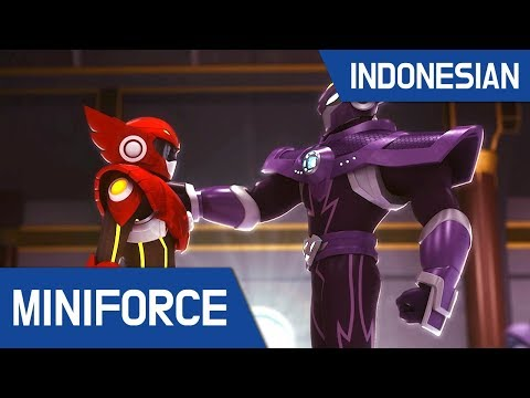 [Indonesian dub.] MiniForce S1 EP 14 : Pengkhianatan Sammy 2