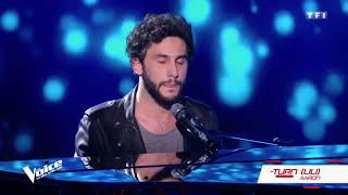"The voice : Anto - ""U-Turn (Lili) "" (Aaron)(saison 7)"