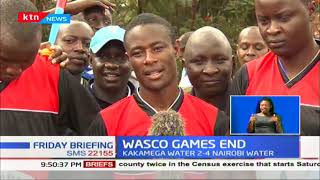 Nairobi Water Soccer team winner of WASCO games