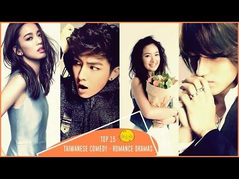 Top 15 Taiwanese Comedy - Romance Dramas