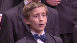 German Christmas carols - Windsbacher Knabenchor - Live concert HD