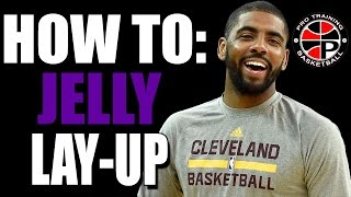 How To: Use Spin On Your Lay-Ups | How To: Jelly Lay-Up | Pro Training Basketball
