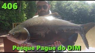 Sabado no Pesque Pague do DIM - Fishingtur na TV 406