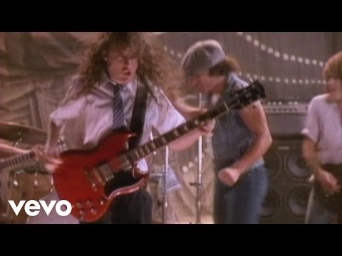 AC/DC - Sink the Pink (Official Music Video)