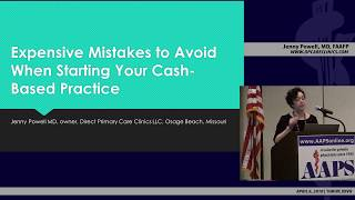 Expensive Mistakes to Avoid When Starting Your Cash-Based Practice
