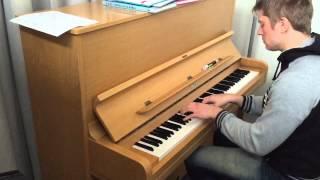 Apulanta - Jumala (piano)