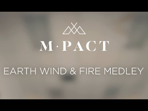 m-pact - Earth, Wind & Fire Medley (live)