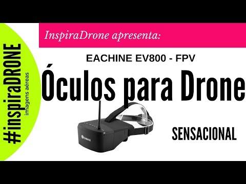 Óculos Eachine EV-800 FPV
