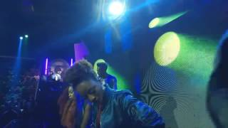 Elizabeth Performing Standing Ovation    Project Fame 9