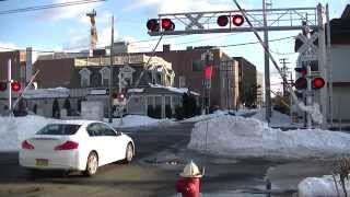 preview picture of video 'Railfanning Mineola, Long Island 1/30/2015 (Part 1)'