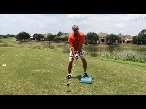 Drill: Build Dynamic Load in Your Swing to Add More Yards