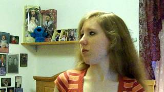 """Chrystal Singing Steve Perry's """"It Won't Be You"""" (Take 2)"""