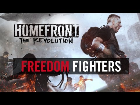 Homefront: The Revolution Steam Key GLOBAL - video trailer