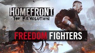 Homefront: The Revolution video