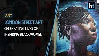 Street Art Illustrate The Lives Of Inspiring Black Women In London