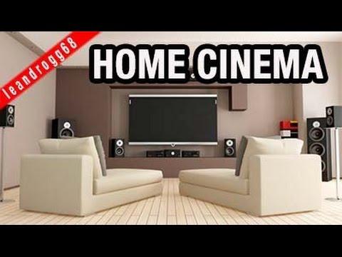 PROCESADORES DE SONIDO   Home Cinema