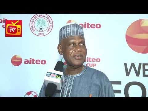 Explosive: FIFA President Gianni Infantino thrilled by Nigeria Football Awards