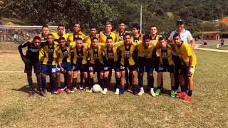 Campeones Liga Río Pance