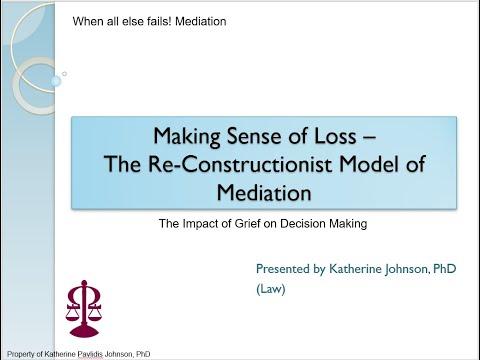 Making Sense of Loss