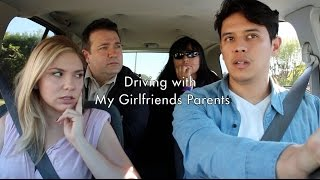 Driving with My Girlfriends Parents