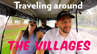The Villages, Florida - What are the Town Squares like?