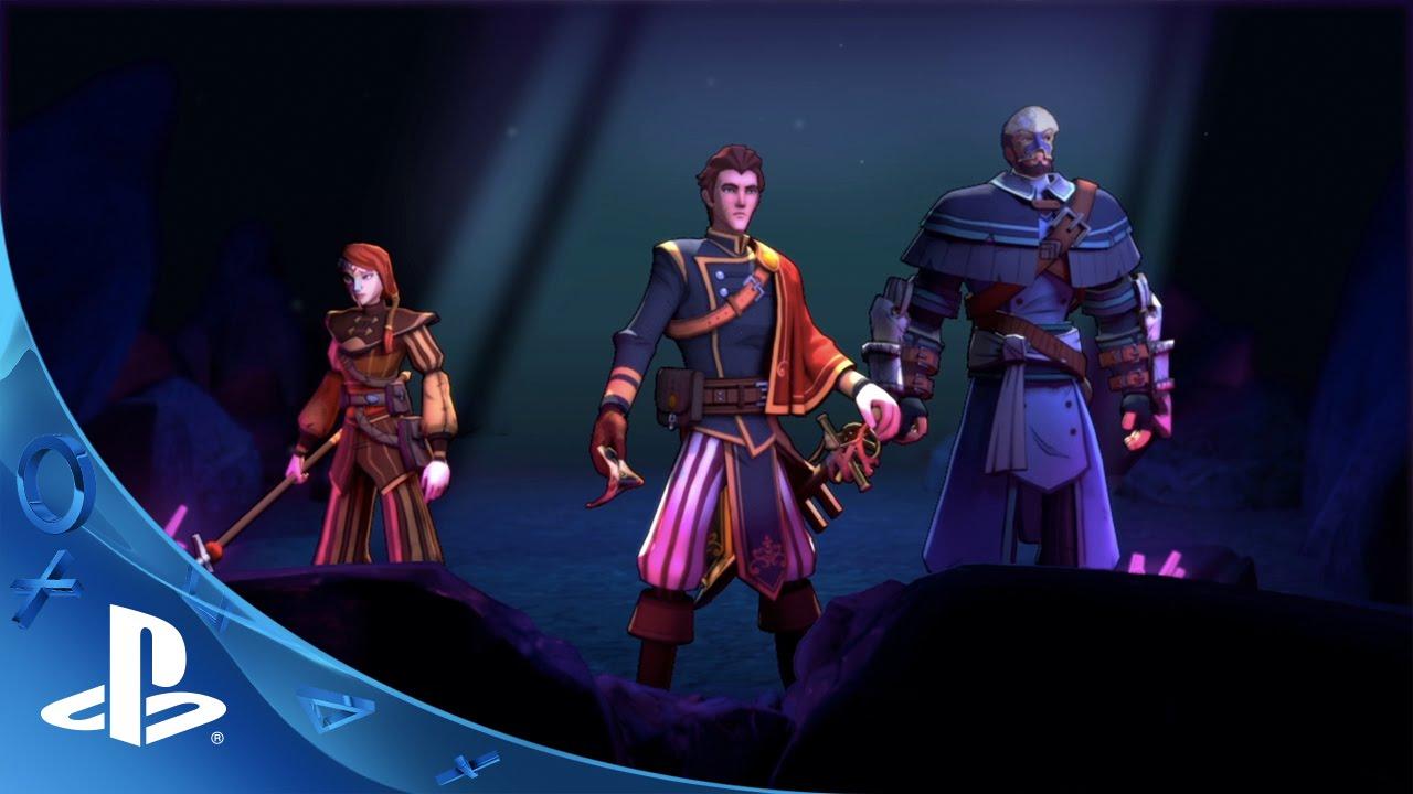 Das ist Masquerada für PS4 – ein RPG voller Magie, Tanz und Tod