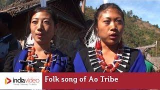 Folk song of Ao tribe, Nagaland